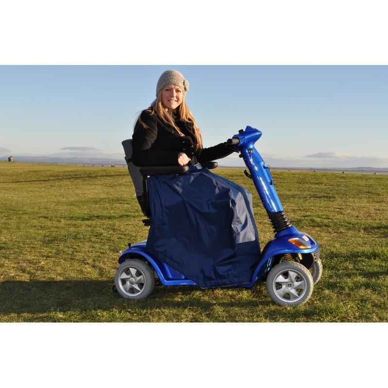 scooter leg cape1