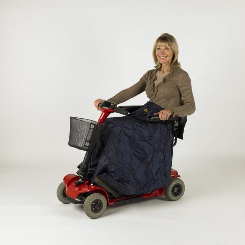 scooter leg cape